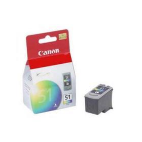Canon CL-51 CMY Inkjet Cartridge 0618B001