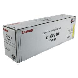 Cheap Stationery Supply of Canon C-EXV 16 Yellow Toner Cartridge 1066B002 Office Statationery