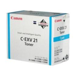 Cheap Stationery Supply of Canon C-EXV21 Cyan Toner Cartridge 0453B002 Office Statationery