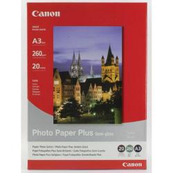 Cheap Stationery Supply of Canon SG-201 A3 Photo Paper Plus (Pack of 20) 1686B026 Office Statationery