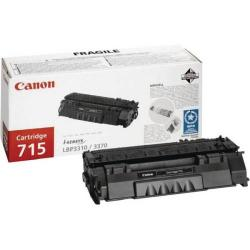 Cheap Stationery Supply of Canon 715 Black Toner Cartridge 1975B002 Office Statationery