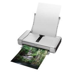 Cheap Stationery Supply of Canon Pixma iP100V Mobile Inkjet Printer with Battery Grey IP100V + BAT Office Statationery