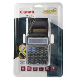 Cheap Stationery Supply of Canon P1-DTSC Mini Printing Calculator P1-DTSC Office Statationery