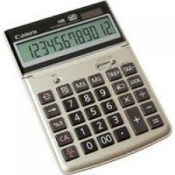 Cheap Stationery Supply of Canon TS-1200TCG Recycled Desktop Calculator 12-Digit 2499B004AA Office Statationery