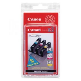 Canon CLI-526 CMY Cartridge 3-Color Multipack 4541B009