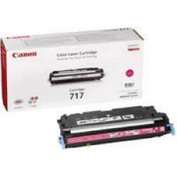 Cheap Stationery Supply of Canon 717M Magenta Toner Cartridge 2576B002 Office Statationery