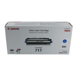 Cheap Stationery Supply of Canon 717C Cyan Toner Cartridge 2577B002 Office Statationery