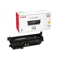 Cheap Stationery Supply of Canon 723Y Yellow Toner Cartridge 2641B002 Office Statationery