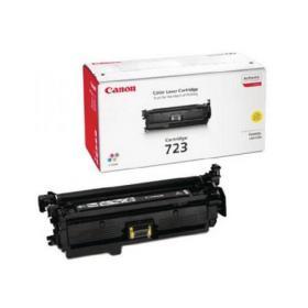Canon 723Y Yellow Toner Cartridge 2641B002