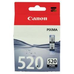 Cheap Stationery Supply of Canon PGI-520BK Black Ink Cartridge 2932B001 Office Statationery