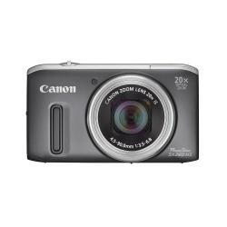 Cheap Stationery Supply of Canon Digital Camera Powershot SX260 HS Silver 6194B010AA Office Statationery