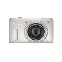 Cheap Stationery Supply of Canon Digital Camera Powershot SX240 HS Silver 6198B012AA Office Statationery