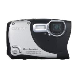 Cheap Stationery Supply of Canon Digital Camera Powershot D20 Silver 6147B012AA Office Statationery
