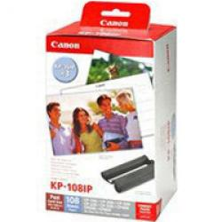 Cheap Stationery Supply of Canon KP-72IN Color Ink/Paper Set 72 Sheets 3114B001AA Office Statationery