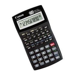 Cheap Stationery Supply of Canon F-502 Scientific Calculator Dark Grey 3497B004AA F-502 Office Statationery