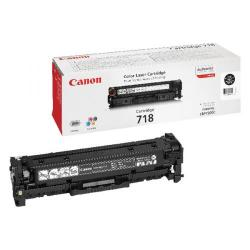 Cheap Stationery Supply of Canon 718VP Black Toner Cartridges (Pack of 2) 2662B005 Office Statationery
