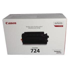 Canon 724 Black Toner Cartridge 3482B002AA