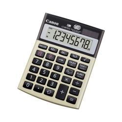 Cheap Stationery Supply of Canon LS-80TEG Desktop Calculator 8-Digit Grey LS-80TEG Office Statationery