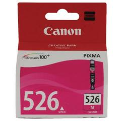 Cheap Stationery Supply of Canon CLI-526M Magenta Inkjet Cartridge (Capacity: 495 pages) 4542B001 Office Statationery