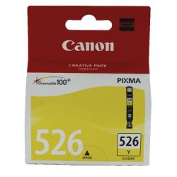 Cheap Stationery Supply of Canon CLI-526Y Yellow Ink Cartridge 4543B001  Office Statationery