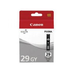 Cheap Stationery Supply of Canon PGI-29 Grey Ink Tank 4871B001 Office Statationery