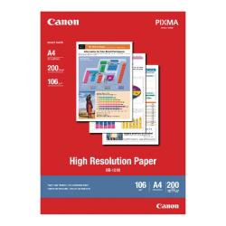 Cheap Stationery Supply of Canon A4 High Resolution Inkjet Paper 106gsm (Pack of 200) 1033A001 Office Statationery