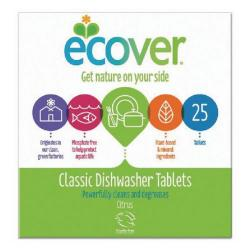 Cheap Stationery Supply of Ecover Dishwasher Tablets (Pack of 25) KEVDT Office Statationery
