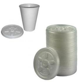 Maxima Insulated Drinking Cup Lid 7oz (Pack of 100) KISRY0092