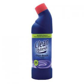 Clean and Fresh Thick Bleach 750ml 1016011