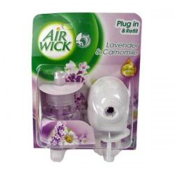 Cheap Stationery Supply of CPD Airwick Plug In Lavender and Camomile Complete Unit VRB762738 Office Statationery
