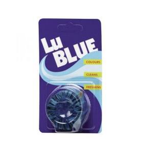 Jeyes Lu Blue Toilet Freshener (Pack of 6) 1009068