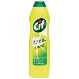 Cif Cream Cleaner Lemon 500ml 1014099