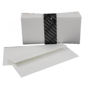 Conqueror Laid DL Wallet Envelope 110x220mm High White (Pack of 500) CDE1440HW