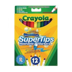 Cheap Stationery Supply of Crayola Bright Supertips (Pack of 72) 3.7509 Office Statationery