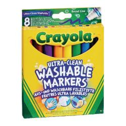 Cheap Stationery Supply of Crayola Ultra Clean Washable Markers (Pack of 48) 58-8328-E-000 Office Statationery