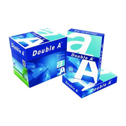 Double A White Premium A4 Paper 80gsm 500 Sheets (Pack of DA00059
