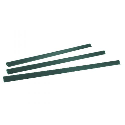 Green Pack of 50 Durable 293105 Spine Binding Bars A4 6mm