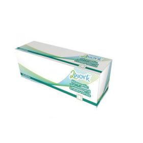 2Work Whiteboard Eraser Refill Pads (Pack of 10) DB50837