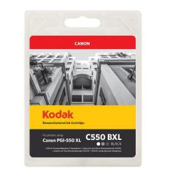 Cheap Stationery Supply of Kodak Remanufactured Canon PGI-550XL Black CP50B Inkjet Printer Ink Office Statationery