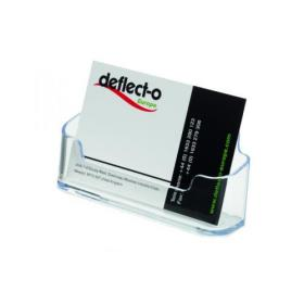 Deflecto Business Card Holder (Max Card Width: 95mm) 70101