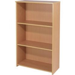 Cheap Stationery Supply of Initiative 1200mm Bookcase Bavarian Beech Office Statationery