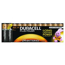 Cheap Stationery Supply of Duracell Plus AA Battery (Pack of 24) 81275383 Office Statationery