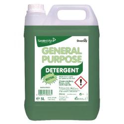 Cheap Stationery Supply of Diversey General Purpose Detergent 5 Litre J043570 Office Statationery