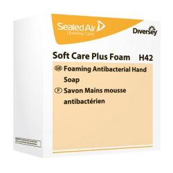 Cheap Stationery Supply of Diversey Soft Care Plus Foam H42 6x0.7L (Pack of 6) 100985879 Office Statationery