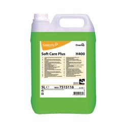 Cheap Stationery Supply of Diversey Soft Care Plus H400 5 Litres (Pack of 2) 7515116 Office Statationery
