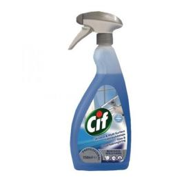 Cif Professional Multisurface and Window Cleaner 750ml 7517904