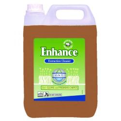 Cheap Stationery Supply of Diversey Enhance Carpet Extraction Cleaner 5 Litre (Pack of 2) 411100 Office Statationery