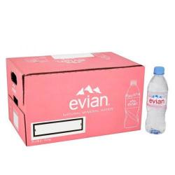 Cheap Stationery Supply of Evian Natural Spring Water 500ml (Pack of 24) A0103912 Office Statationery