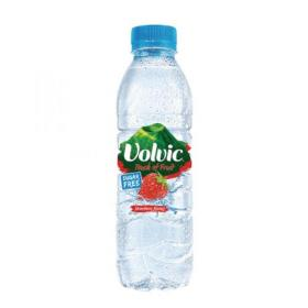 Danone Volvic Touch of Fruit Strawberry Fruit Water 500ml 16438 Pack of 24