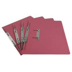 Cheap Stationery Supply of Rexel Jiffex Transfer File Foolscap Pink (Pack of 50) 43217EAST Office Statationery